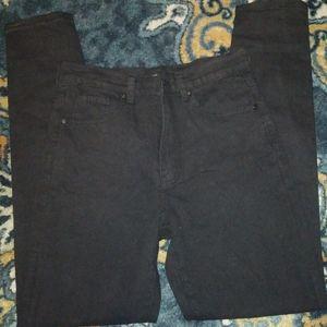 Black High Rise Forever 21 Jeans (27)